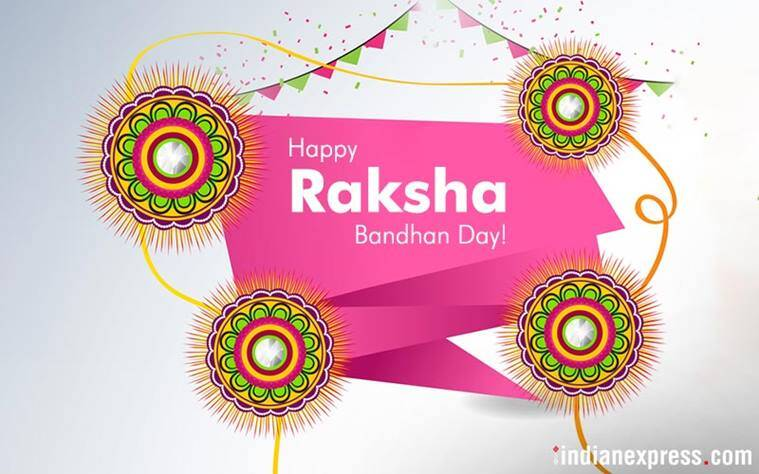 Happy Raksha Bandhan 2018 Wishes Images Quotes Pics Sms Messages