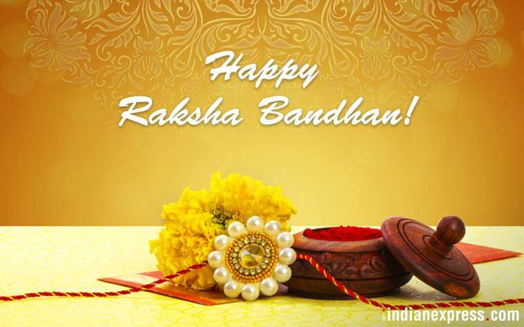 Happy Raksha Bandhan 2018 Wishes Images, Quotes, Pics, SMS
