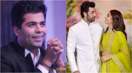 Karan Johar thinks Ranbir Kapoor will be the 'best husband in the world'. Is it for Alia Bhatt?