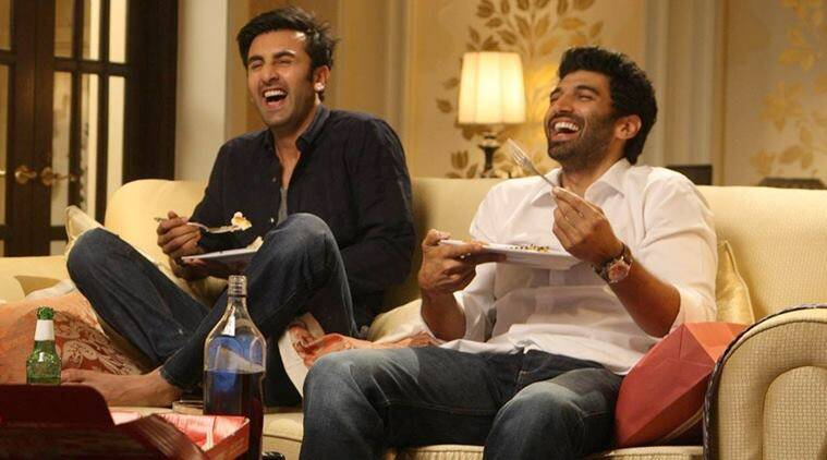 Ranbir Kapoor - Aditya Roy Kapoor - Worldfree4u.com Happy Friendship Day