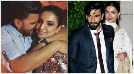 Ranveer Singh lets loose at sister Ritika Bhavnanis birthday bash
