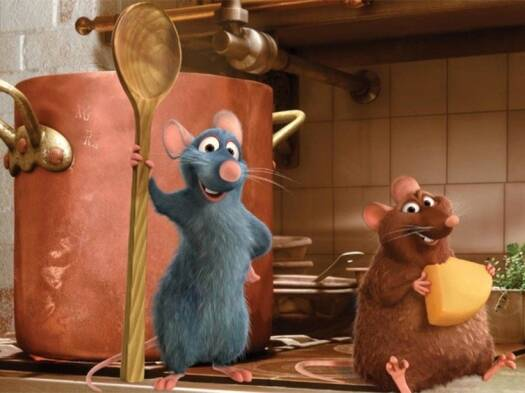 5 food movies for the family, recommended by achef!