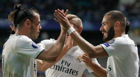 Real Madrid vs Atletico Madrid Live Score Streaming, UEFA Super Cup: Karim Benzema equalises to make it Real Madrid 1-1 Atletico Madrid