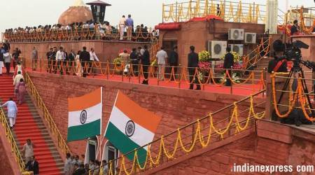 Independence Day 2018 Live Updates: PM Narendra Modi hoists national flag at Red Fort, to address nation shortly