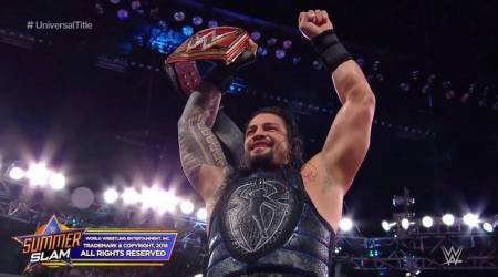 WWE SummerSlam 2018 Results: Roman Reigns, Ronda Rousey become new Raw Champions