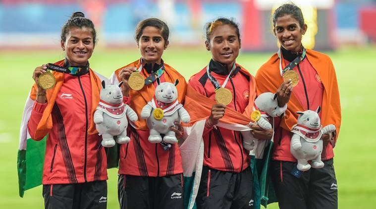 india relay asian games