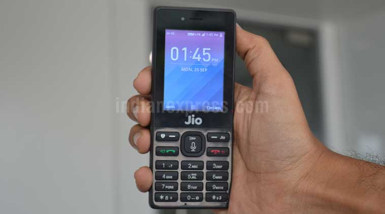 low priced 75f9e fca3d WhatsApp and Youtube will be rolled out slowly to original Jio Phone ...