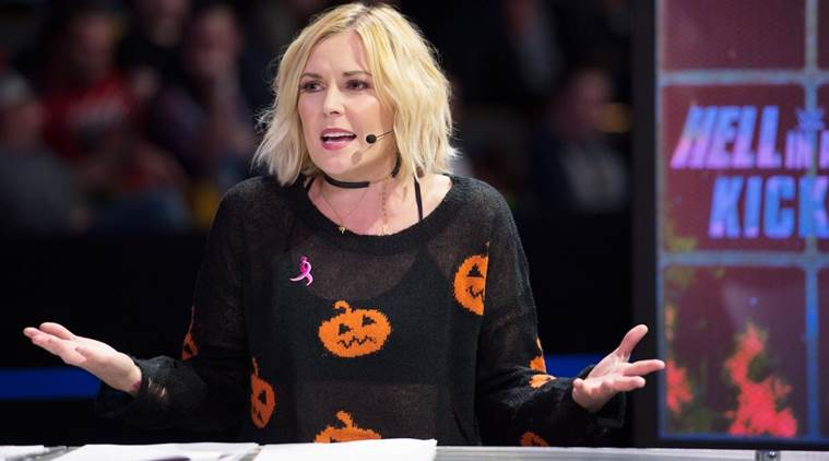 Renee Young to become first woman to call full episode of WWE RAW