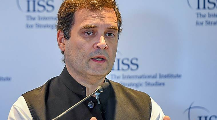 Rahul Gandhi has proved he is the wisest fool in Congress: BJP