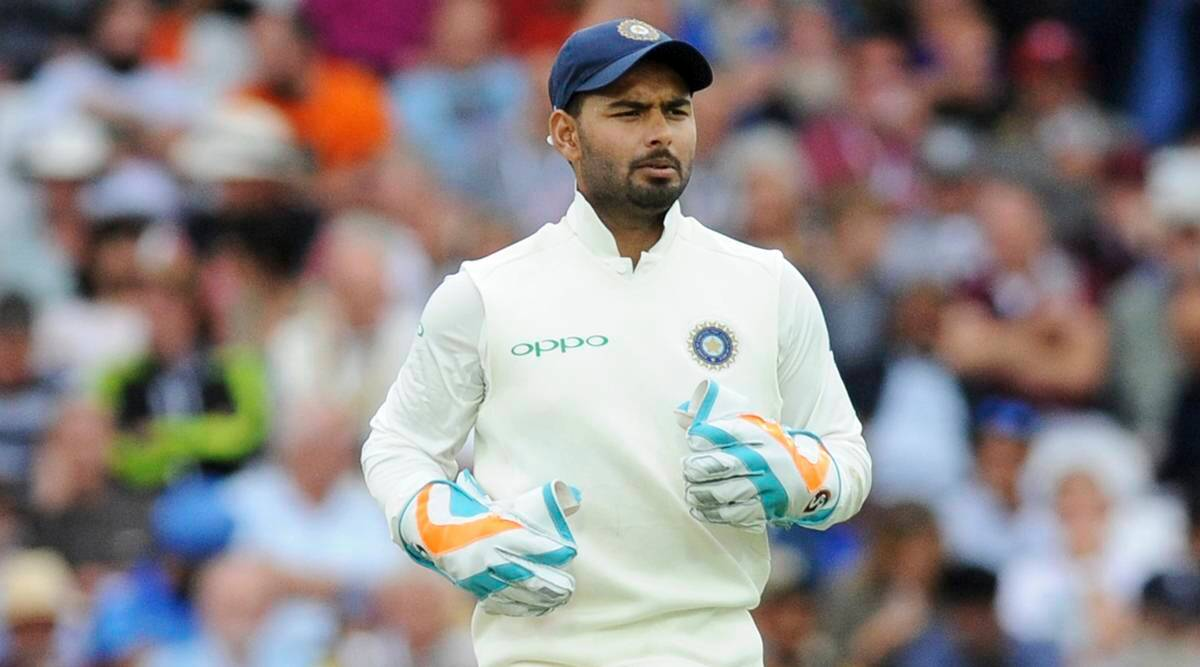 Rishabh Pant relives baptism by fire in England | Sports News,The Indian Express
