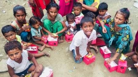 Independence Day done right: Chasing Mission Million, Robin Hood Army serves meals to thousands of underprivileged inLudhiana