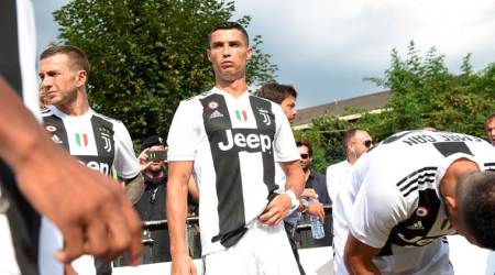 WATCH: Cristiano Ronaldo takes only eight minutes to score first Juventusgoal