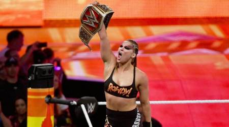 WWE SummerSlam: Ronda Rousey makes history with women's championship title