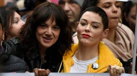 Rose McGowan to Asia Argento: Be the person you wish Harvey Weinstein could havebeen