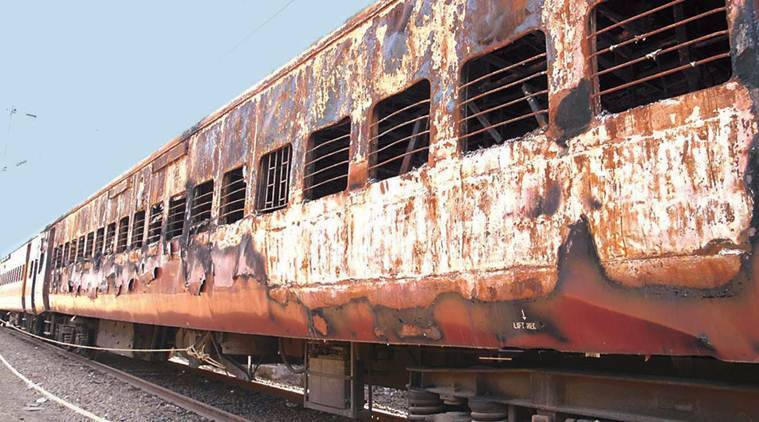 Godhra train fire part of 'conspiracy' by Congress: Gujarat govt book