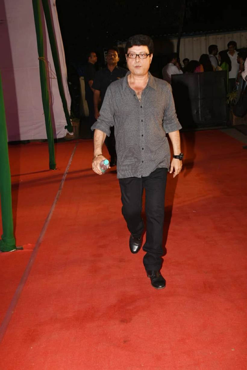 Sachin Pilgoankar at Home screening