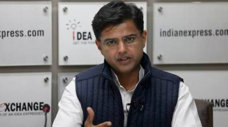 Vasundhara Raje should introspect why list of BJP leaders quitting getting longer: Sachin Pilot