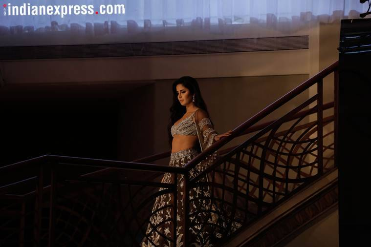 katrina kaif photos from Manish Malhotra's fashion show
