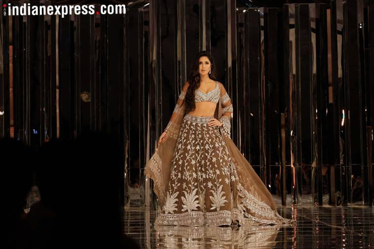 katrina kaif fashion show images