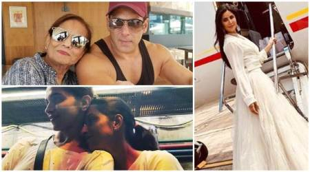 Have you seen these photos of Salman Khan, Deepika Padukone and Katrina Kaif?