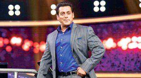 I used to flirt a lot with my school teacher: Salman Khan