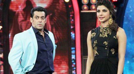 Salman on Priyanka's exit from Bharat: Even if she isn't working here, she is making India proud outside