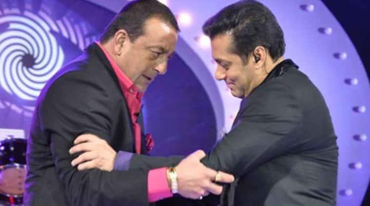 Salman Khan - Sanjay Dutt