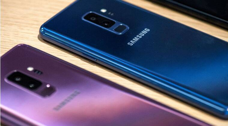 Samsung Galaxy S10 Ultrasonic In Display Fingerprint Sensor Explained In Patent Technology News The Indian Express