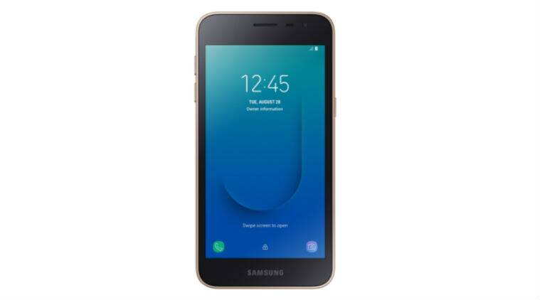 Samsung Galaxy J2 Core, Galaxy J2 Core Android Go Edition, Galaxy J2 Core launched in India, Galaxy J2 Core price in India, Android 9 Pie Go Edition, Android Go Edition, Google for India 2018 event,, Google