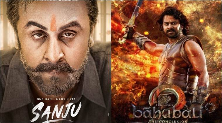 sanju crosses baahubali's box office in australia