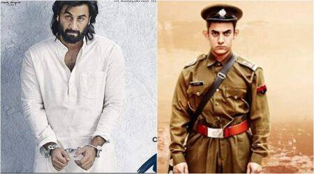Sanju beats PK to become third highest grosser of all time