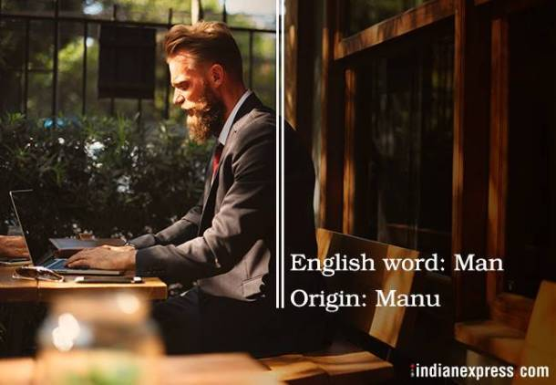 Sanksrit words, english words from sanskrit, words derived from sanskrit, sanskrit fun fact, sunskrit trivia, indian express, indian express news