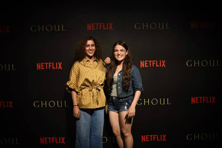 Ghoul screening Pataakha
