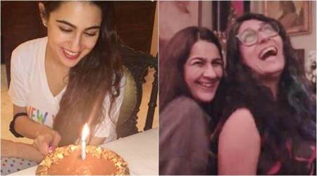 Sara Ali Khan's birthday celebration was a starry affair