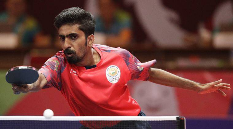 Aim is to break into top 10 in next two years, says G Sathiyan