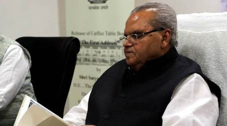 Key challenge is to win people's confidence: new J&K Governor Satya Pal Malik