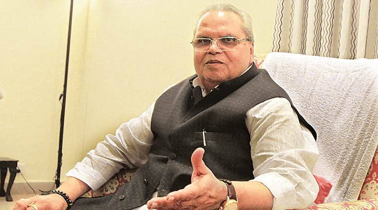 J&K Governor Satya Pal Malik now talks of 'threat of transfer'