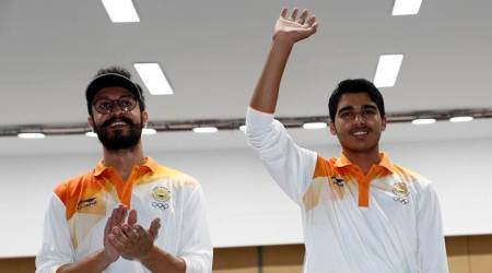 Asian Games 2018: Saurabh Chaudhary wins gold, Sanjeev Rajput settles for silver