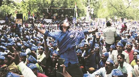SC/ST Law 'Dilution' Violence in April: Bheem Army to protest in Delhi on Aug 19, wants caseswithdrawn