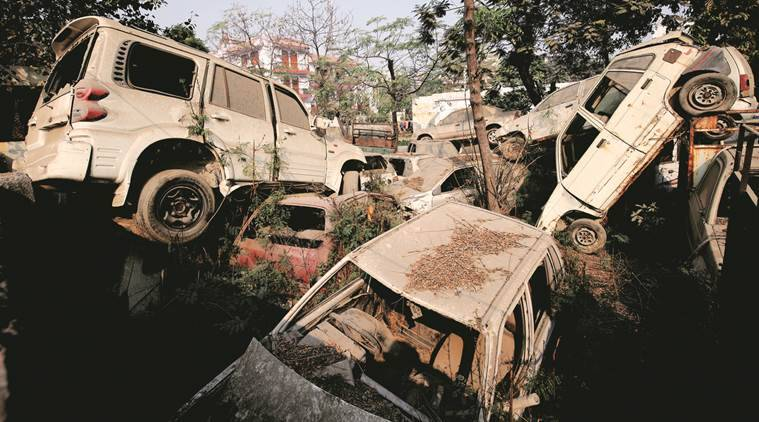 After SC rap, police to set up yard in each district for seized vehicles