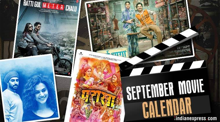 upcoming movies in september