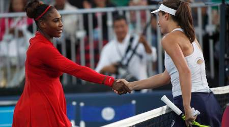 Serena Williams thinking of slain sister before career's biggest defeat