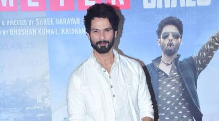 Batti Gul Meter Chalu actor Shahid Kapoor: Making socially relevant films is of utmost importance