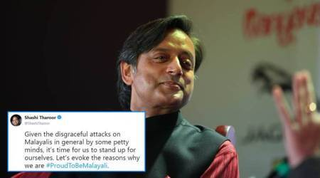 Shashi Tharoor starts #ProudToBeMalayali trend on social media; here is why