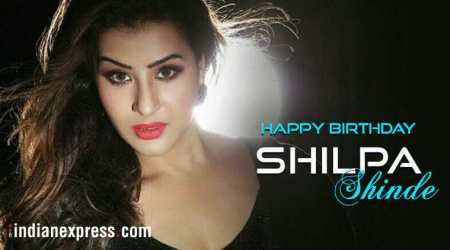 shilpa shinde birthday