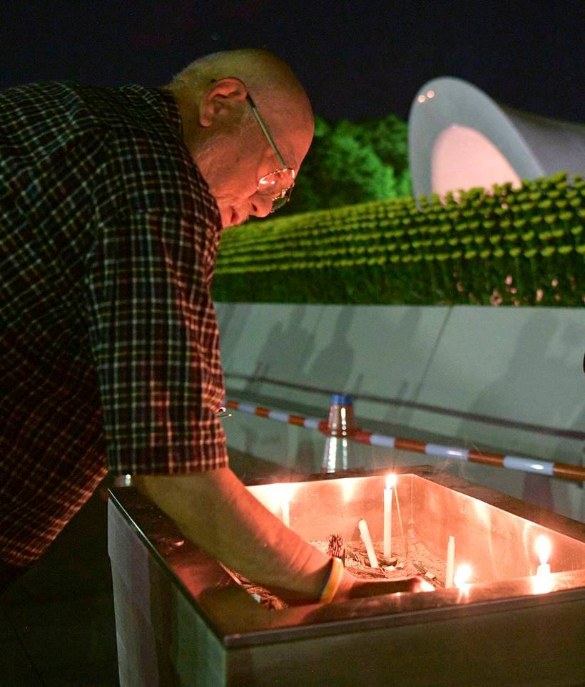 Japan marks 73rd anniversary of Hiroshima bombing