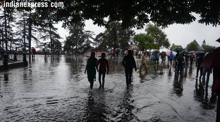 Heavy rains in Himachal unlikely in next five days: Met department