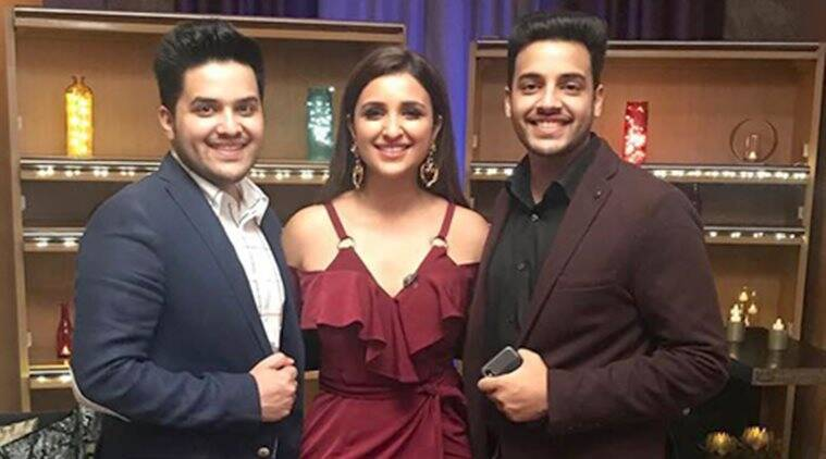 Shivang and Sahaj brothers Parineeti Chopra