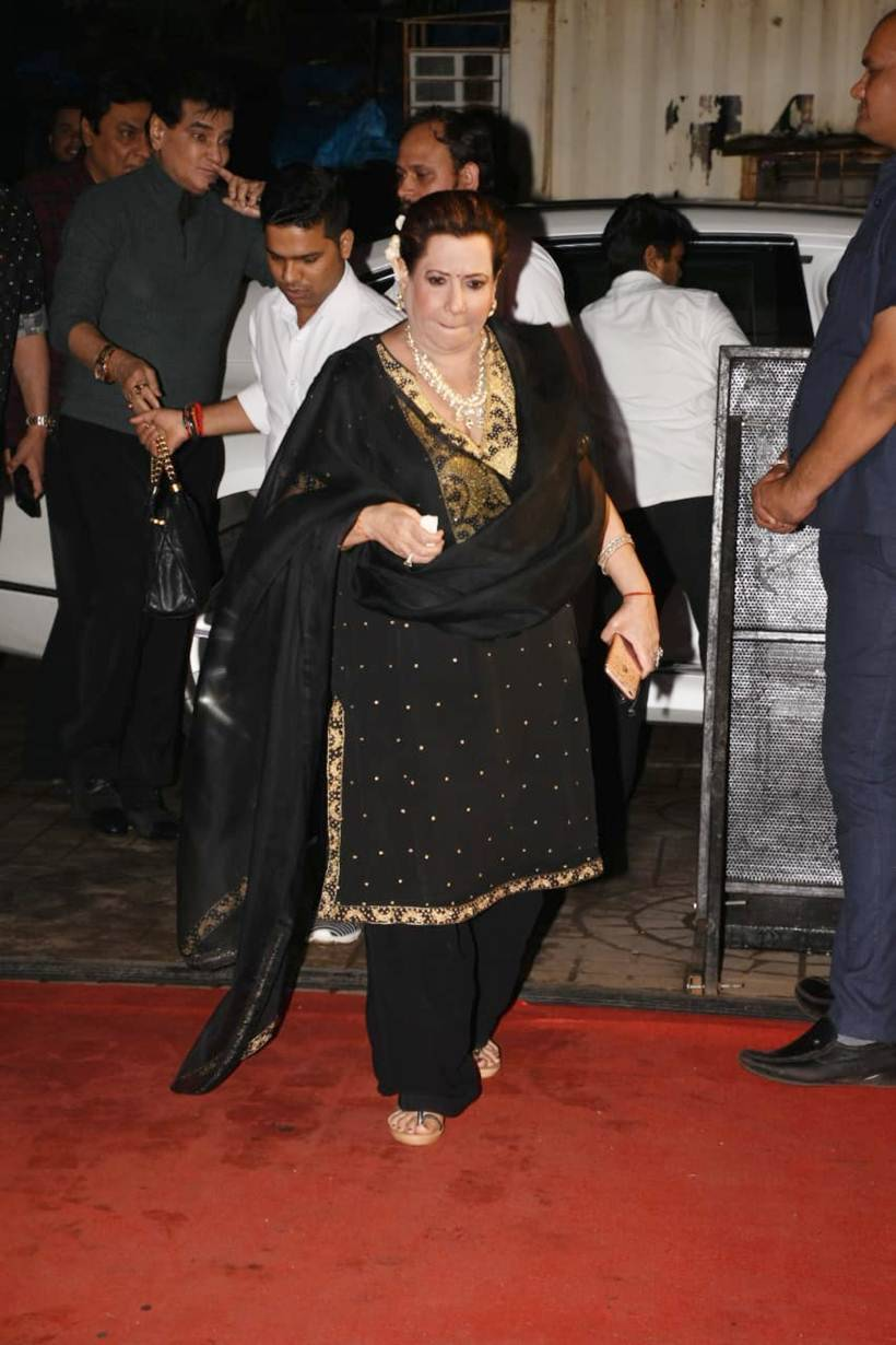 shobha kapoor at Home screening