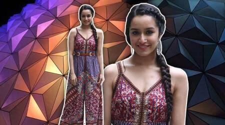 Shraddha Kapoor's boho look is confusing, but her dutch braid gets brownie points